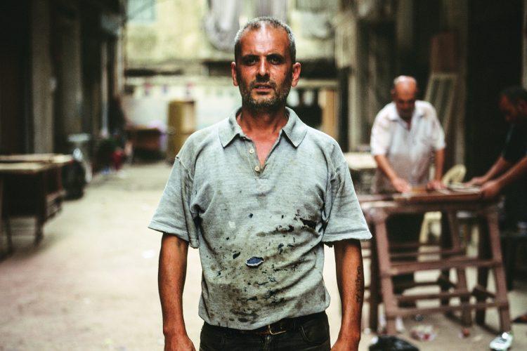 La vida en calle Siria